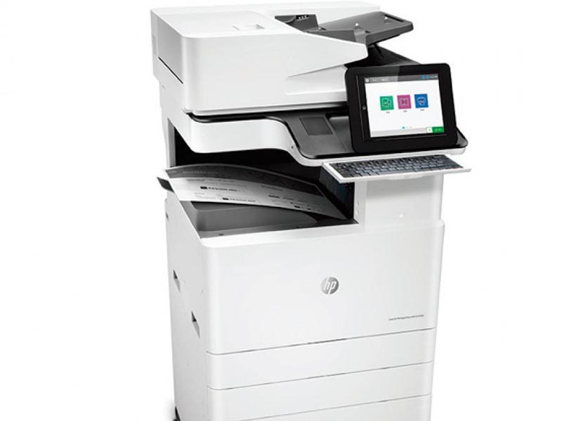 Laserjet Managed E72535