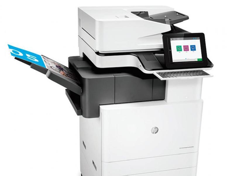 Laserjet Managed E87650